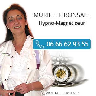 murielle bonsall hypnose magnetiseur à Livry-Gargan